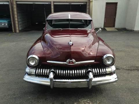 1951 Mercury mercury