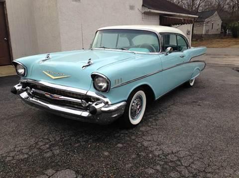 1957 Chevrolet Bel Air for sale in Petersburg, VA