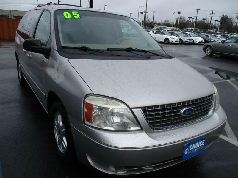 2005 Ford Freestar SEL 4dr Mini Van
