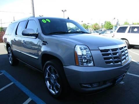 2009 Cadillac Escalade ESV for sale in Sacramento, CA