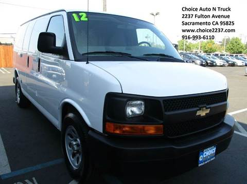 Cargo Vans For Sale in Sacramento, CA - Carsforsale.com