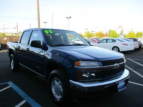 Chevrolet colorado for sale sacramento ca for Sun valley motors sacramento
