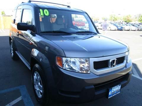2010 Honda Element for sale in Sacramento, CA