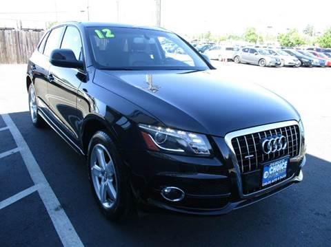 2012 Audi Q5 for sale in Sacramento, CA