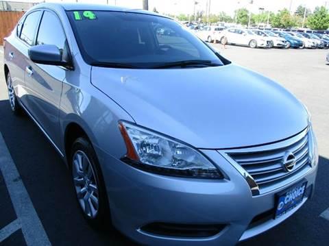 2014 Nissan Sentra for sale in Sacramento, CA