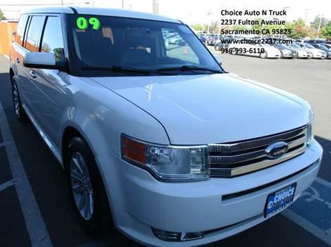 2009 Ford Flex for sale in Sacramento, CA