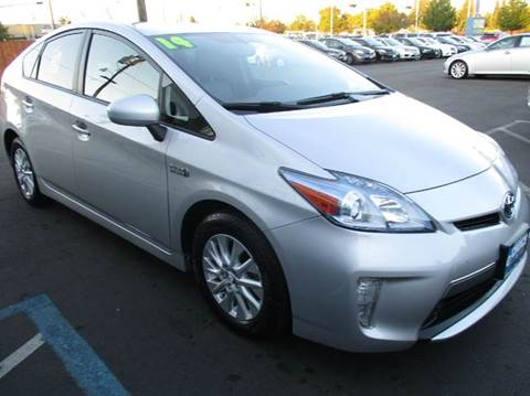 2014 Toyota Prius Plug-in Hybrid for sale in Sacramento, CA