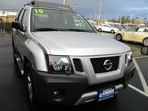2010 Nissan Xterra for sale in Sacramento, CA