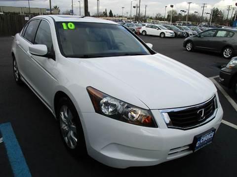 2010 Honda Accord for sale in Sacramento, CA