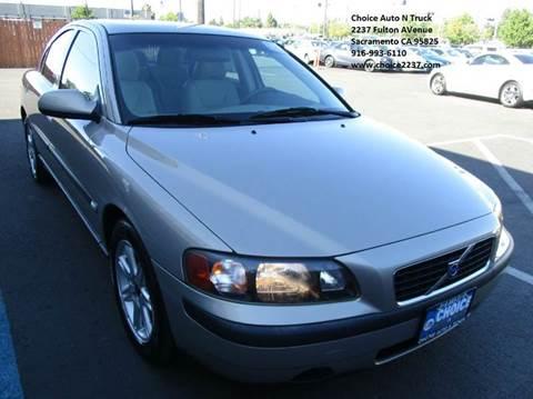 2001 Volvo S60 for sale in Sacramento, CA