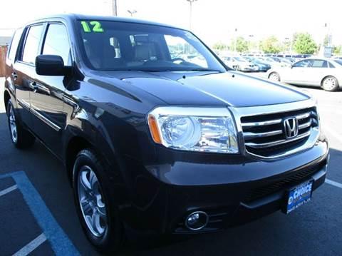 2012 Honda Pilot for sale in Sacramento, CA