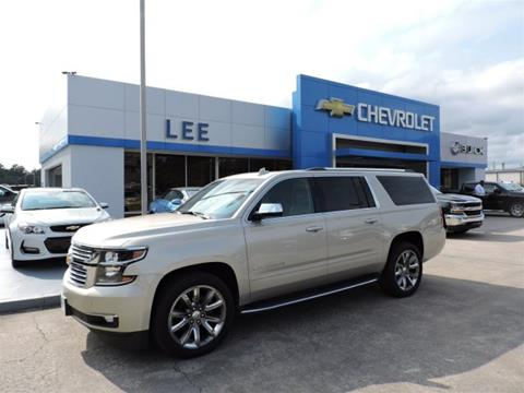 2016 Chevrolet Suburban for sale in Washington, NC
