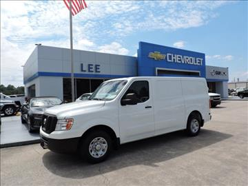 2014 Nissan NV Cargo for sale in Washington, NC