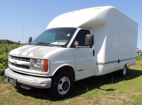 2002 Chevrolet Express Cutaway for sale in Washington, NC