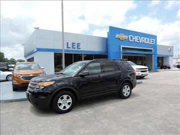 2012 Ford Explorer for sale in Washington, NC