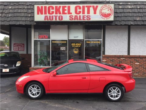 2004 Toyota Celica for sale in Lockport, NY