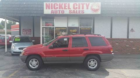 2002 Jeep Grand Cherokee for sale in Lockport, NY
