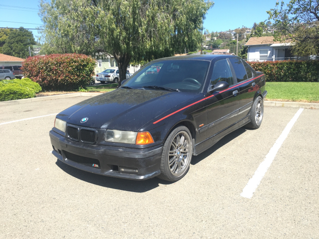 1998 BMW M3 BASE 4DR SEDAN unspecified abs - 4-wheel cassette front air conditioning front air