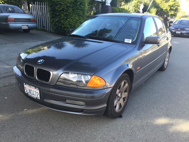 2001 BMW 3 SERIES 325I 4DR SEDAN unspecified abs - 4-wheel anti-theft system - alarm cassette