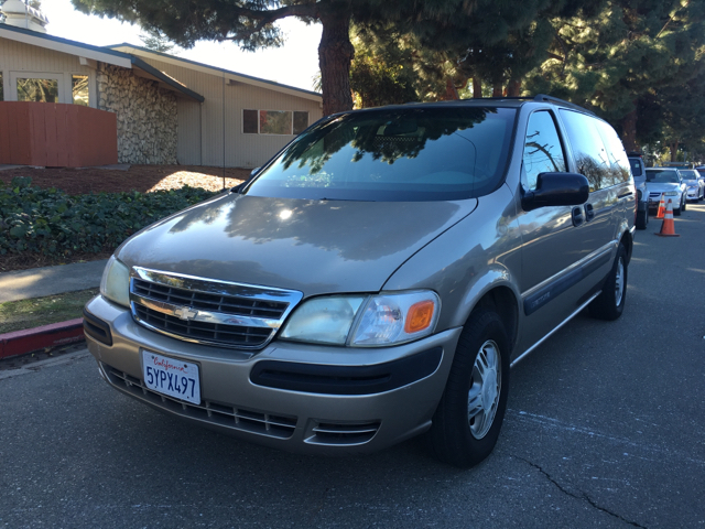 2002 CHEVROLET VENTURE LS 4DR EXTENDED MINI VAN unspecified abs - 4-wheel child seat - two built