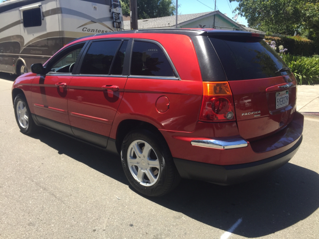 2005 CHRYSLER PACIFICA TOURING 4DR WAGON unspecified abs - 4-wheel anti-theft system - alarm ce