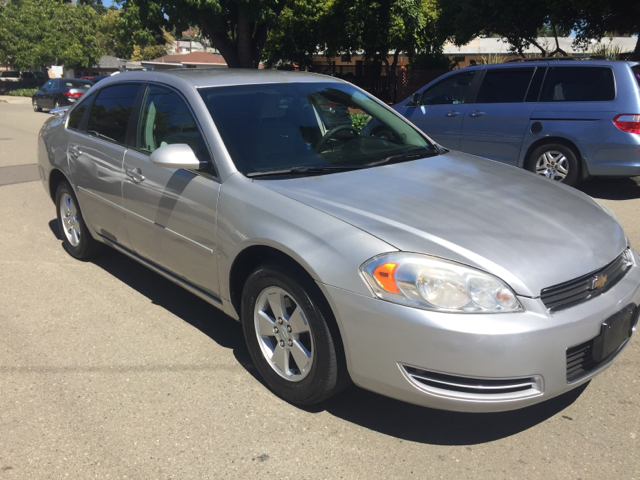 2007 CHEVROLET IMPALA LT 4DR SEDAN W ROOF RAIL CURTAI unspecified 2-stage unlocking doors air f