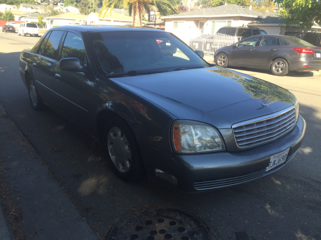 2005 CADILLAC DEVILLE BASE 4DR SEDAN unspecified abs - 4-wheel air suspension - rear anti-theft