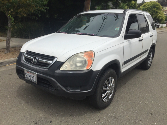 2004 HONDA CR-V LX 4DR SUV unspecified cassette clock cruise control exterior entry lights fr