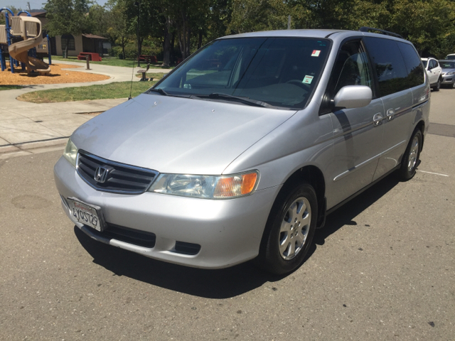 2002 HONDA ODYSSEY EX-L 4DR MINI VAN WLEATHER unspecified abs - 4-wheel anti-theft system - ala
