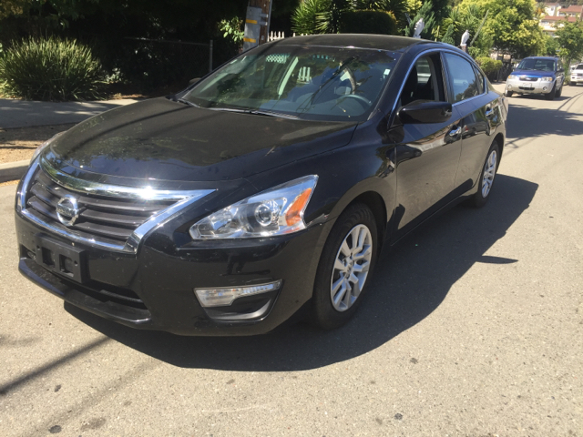 2015 NISSAN ALTIMA 25 S 4DR SEDAN unspecified 2-stage unlocking doors abs - 4-wheel air filtra