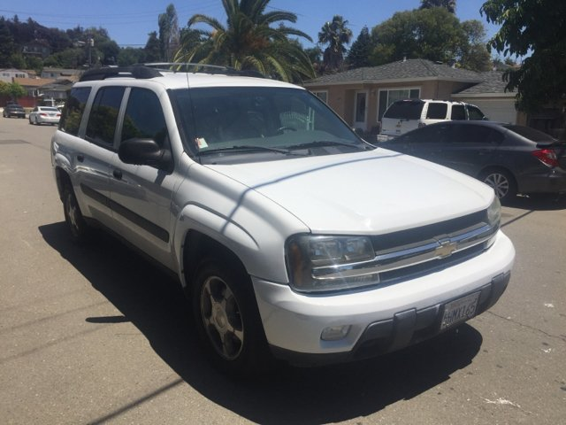 2005 CHEVROLET TRAILBLAZER EXT LS 4WD 4DR SUV unspecified abs - 4-wheel axle ratio - 342 cente