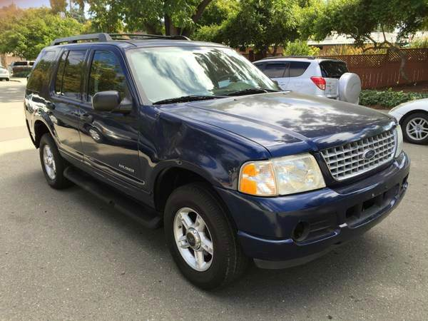 2005 FORD EXPLORER XLT 4DR SUV unspecified abs - 4-wheel alloy wheels axle ratio - 355 center