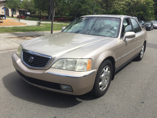 2001 ACURA RL 35 4DR SEDAN WNAVIGATION unspecified abs - 4-wheel anti-theft system - alarm ca