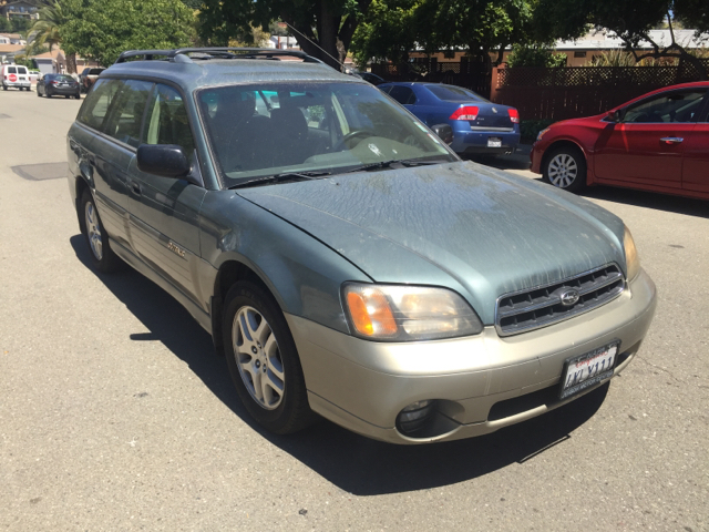 2000 SUBARU OUTBACK BASE AWD 4DR WAGON unspecified abs - 4-wheel cassette cruise control dayti