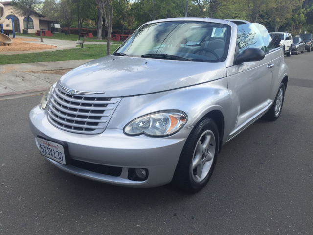 2008 CHRYSLER PT CRUISER BASE 2DR CONVERTIBLE unspecified 2-stage unlocking doors airbag deactiv