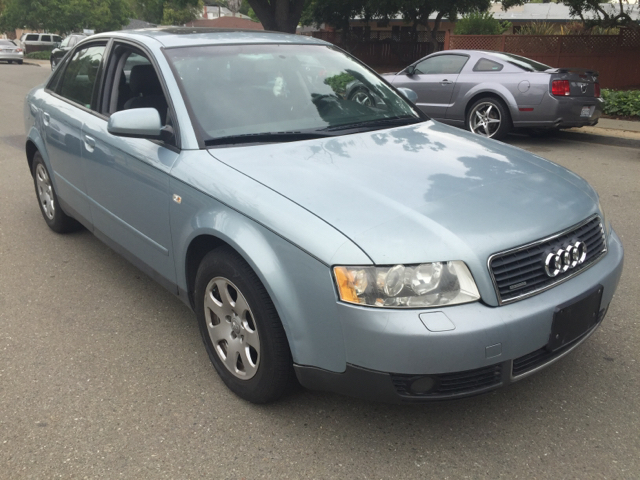 2002 AUDI A4 18T QUATTRO AWD 4DR SEDAN unspecified abs - 4-wheel anti-theft system - alarm cas