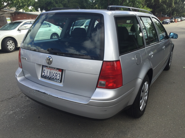 2001 VOLKSWAGEN JETTA GLS 4DR WAGON unspecified abs - 4-wheel anti-theft system - alarm cassett