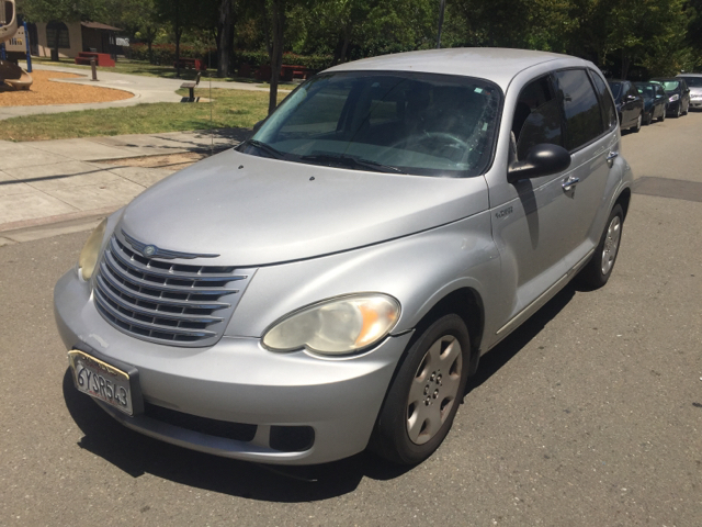 2006 CHRYSLER PT CRUISER TOURING 4DR WAGON unspecified airbag deactivation - occupant sensing pas