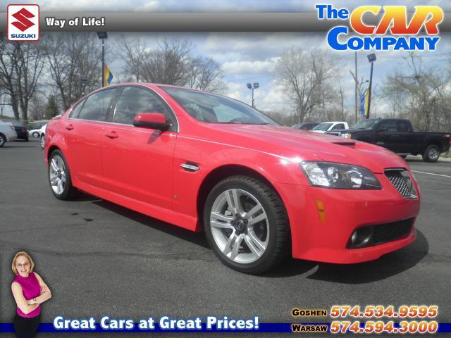 2009 Pontiac G8 For Sale In Warsaw In