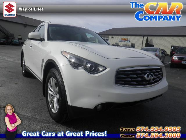Used 2009 Infiniti Fx35 For Sale Carsforsale Com