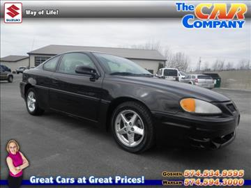 1999 Pontiac Grand Am For Sale In Warsaw In