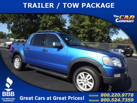 2010 Ford Explorer Sport Trac for sale in Warsaw, IN