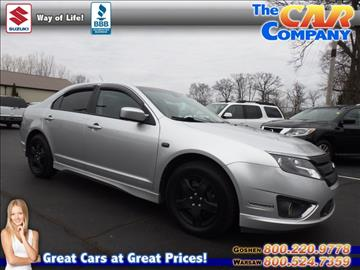 2011 Ford Fusion for sale in Warsaw, IN