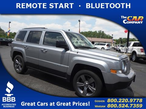 2015 Jeep Patriot for sale in Warsaw, IN