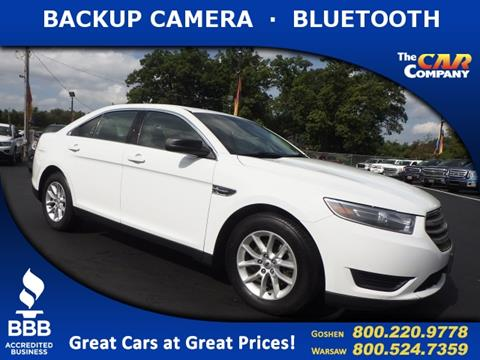 2015 Ford Taurus for sale in Warsaw, IN