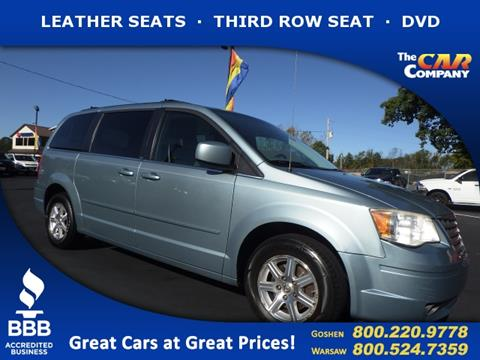 2008 Chrysler Town and Country for sale in Warsaw, IN