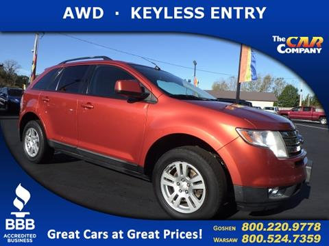 2008 Ford Edge for sale in Warsaw, IN
