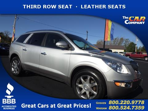 2010 Buick Enclave for sale in Warsaw, IN