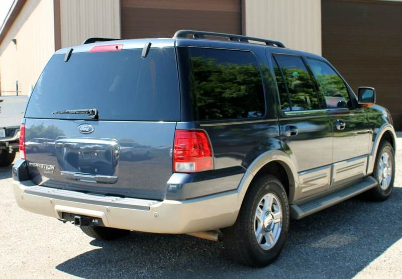 2006 Ford Expedition Eddie Bauer 4dr SUV - Shelbyville MI