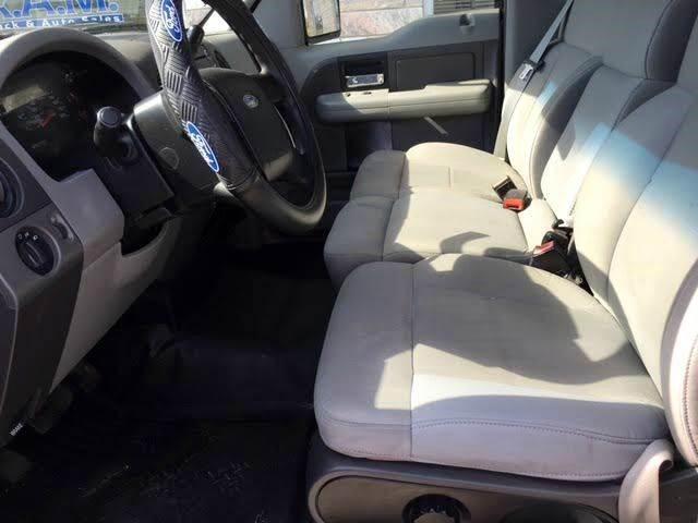 2008 Ford F-150 4x2 XL 2dr Regular Cab Styleside 6.5 ft. SB - Shelbyville MI